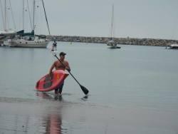 coa paddle boarding