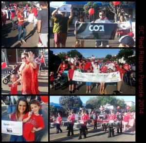 Red Ribbon Parade