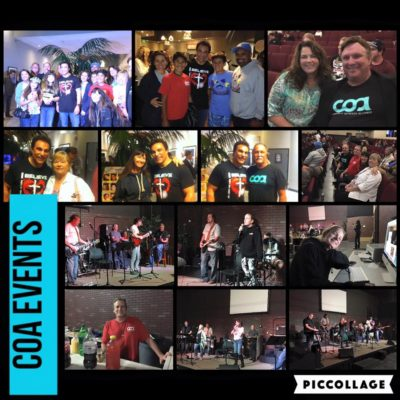 Marc Mero Event at Capo Church with Stop B4U Start