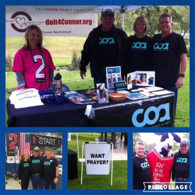 Do It 4 Connor Donor Event