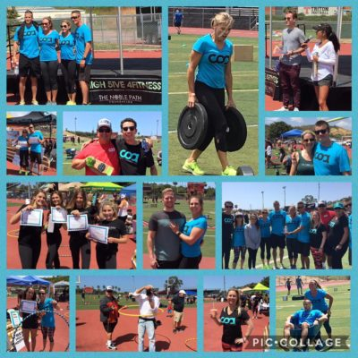 High 5ive 4Fitness Event