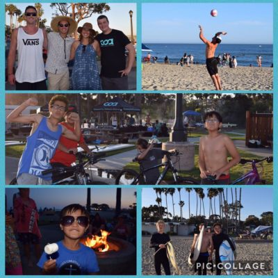 Spring Beach Party