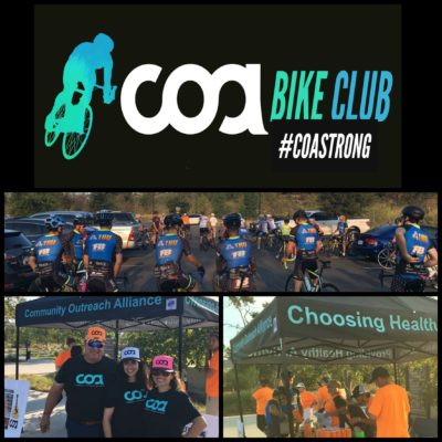 Bike Club Fundraiser