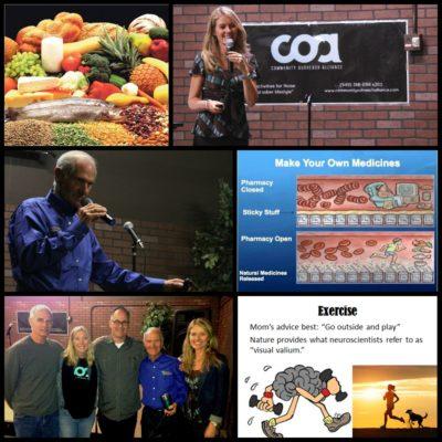COA Clinic - Dr. Sears 'Brain Health'