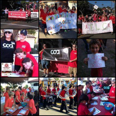 Red Ribbon Parade 2015