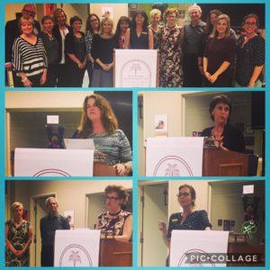 SCJWC Honors COA 2017 Philanthropy Beneficiary
