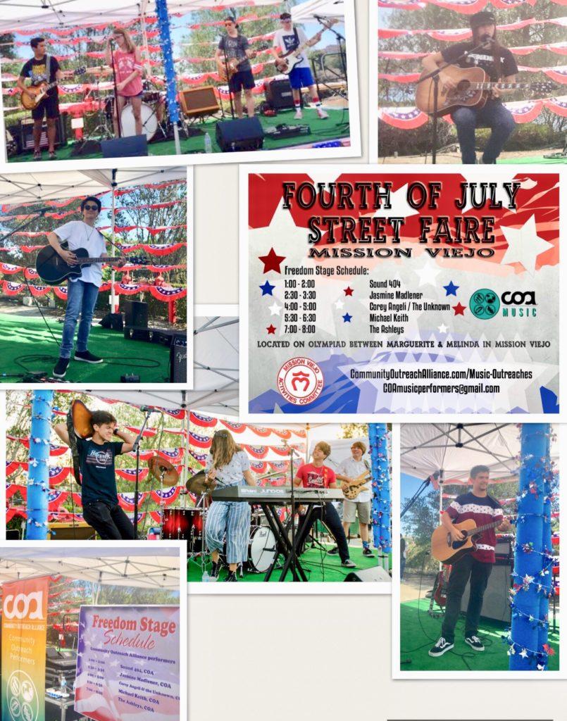 MV street fair