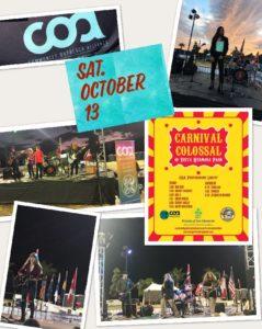 Carnival Colossal Saturday