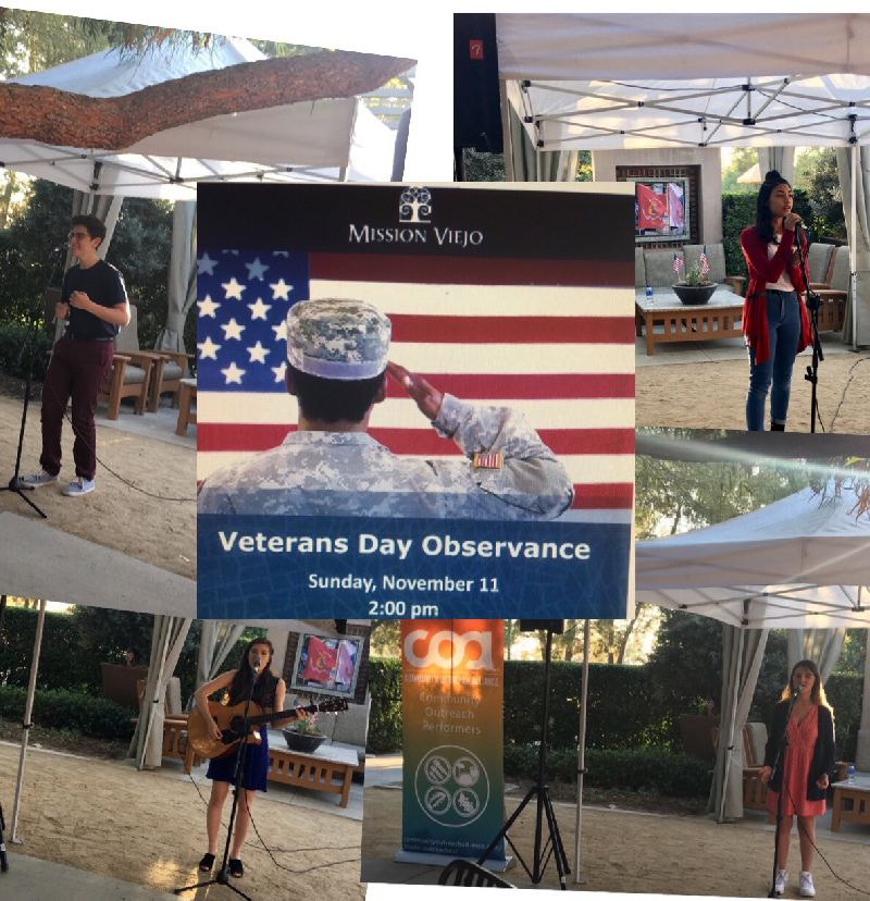 VeteransdayCOAperformers