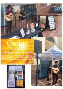 COA Music Performers at Outlets