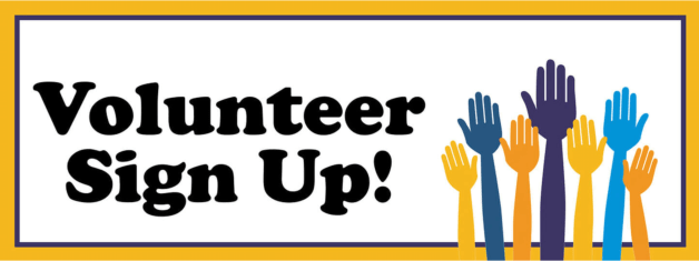 Sign up to Volunteer with COA community Service hours